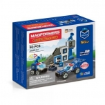 "Magnetic Magformers ""Amazing Police Set"""