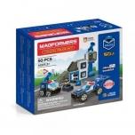 "Magnetkonstruktor Magformers ""Amazing Police Set"""