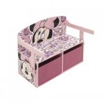 Ящик для игрушек - Парта MINNIE