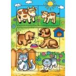 Puzzle 6 pcs