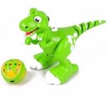 Радиоуправляемый интерактивный динозавр  Dinosaur с паром Jiabaile