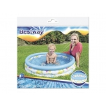 Bestway inflatable paddling pool 102cm