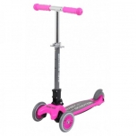 3 Wheels Scooter Pink