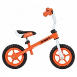 "Walking Bike 10"" Orange FAST"