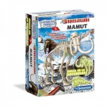 CLEMENTONI SCIENCE & PLAY АРХЕОЛОГИЯ Mamut Fluo