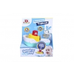 BB Junior Splash N Play Paat Spraying Tugboat