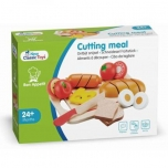 New Classic Toys Cutting meal - breakfast - 10 pcs.