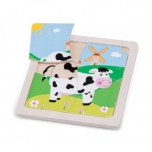 New Classic Toys-Puzzle Cow