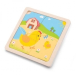 New Classic Toys-Puzzle Chicken