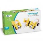 New Classic Toys - Construction vehicles Set - 3 vehicles