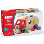 New Classic Toys - Shape sorter - Truck