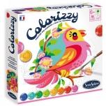 Раскрашивание по номерам-Colorizzy Птицы