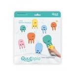 Quutopia - Bath puzzle - Jellyfish