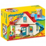 PLAYMOBIL 1.2.3.  Family Home
