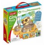 Play Montessori - Giro Puzzle - Quercetti
