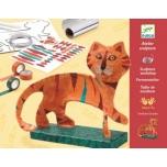 Workshops - Sculpture - The Tiger