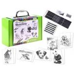 Sketching kit for beginner artists