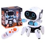 Dancing ROBOT Bot Pioneer на радиоуправлении Интерактивная игрушка Танцующий робот