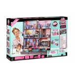 LOL Surprise! O.M.G. House – Real Wood Doll House with 85+ Surprises