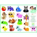 Stickers - Baby animals