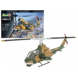 Revell AH-1 COBRA  helicopter model