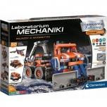 CLEMENTONI  Laboratorium Mechaniki Pojazdy z Antarktyki 50 modeli
