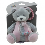 "Tulilo Musical pull string toy""Bear"" 18cm"