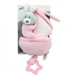 "Tulilo Musical pull string toy""Rabbit"" 18cm"