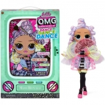 L.O.L. SURPRISE - LOL DOLL OMG Dance Dance Dance Miss Royale Fashion Doll
