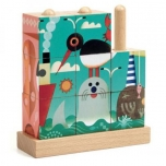 Wooden puzzle - Puzz-Up Sea