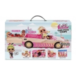 L.O.L Car - Pool Coupe with exclusive doll. MGA