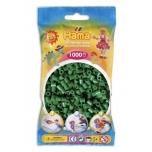 Hama Beads  - Green 1000pcs