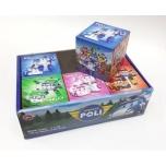 Ruubiku kuubik 5,5 cm / Rubiku kuubik Robocar Poli