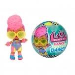 L.O.L Dance Dance Dance Dolls with 8 Surprises MGA
