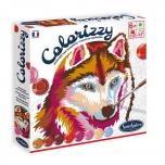 Раскрашивание по номерам-Colorizzy Дикие Животные