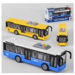 Light & Sound Bus 1:16 Wenyi