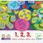 EDULUDO mäng - 1,2,3 Numbrid