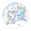 "Music box cases - Unicorn""s dream"