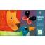 Giant Puzzle - Animal Parade - 36pcs