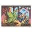 Silhouette puzzle - The knight at the dragon's - 36 pcs - TBD