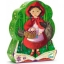 Silhouette puzzle - Little Red Riding Hood - 36 pcs