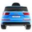 Elektriauto Audi Q7 Sinine Värvitud kere