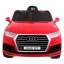 Children ride on car Audi Q7 (Red)