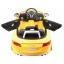 Children ride on car Audi TT (Yellow)