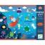 Пазл-гигант - Подводный мир Djeco(24+8элементов)