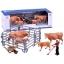 Loomafarmi mängukomplekt