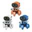 Liikuv Kõndiv Robot Pioneer heli- ja valgusefektiga