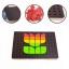 """Askato Mosaiik värviliste nuppudega """"Funny Geometry"""",170 osa"""