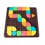 ASKATO Геометрическая мозаика, 170 элементоа