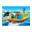 PLAYMOBIL 1.2.3.Fisherman with Boat